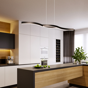 Chandelier modern LED Chandeliers Lustre Ceiling Suspension for dining room Living Room Suspended Lamp chandelier lighting