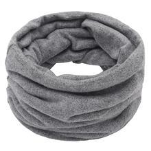 New Winter Warm Knitted Neck Warmer Casual Women Men Scarf W