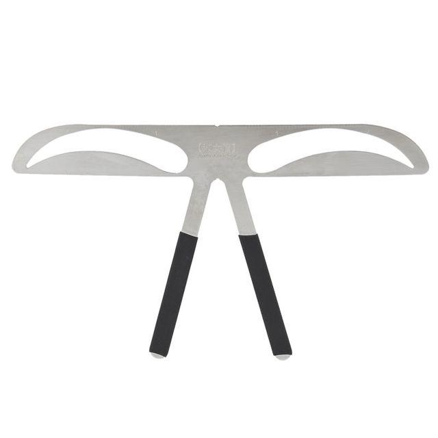 Eyebrow Stencil Ruler for Eyebrows Enhancer Permanent Tattoo Eye Brow Tools