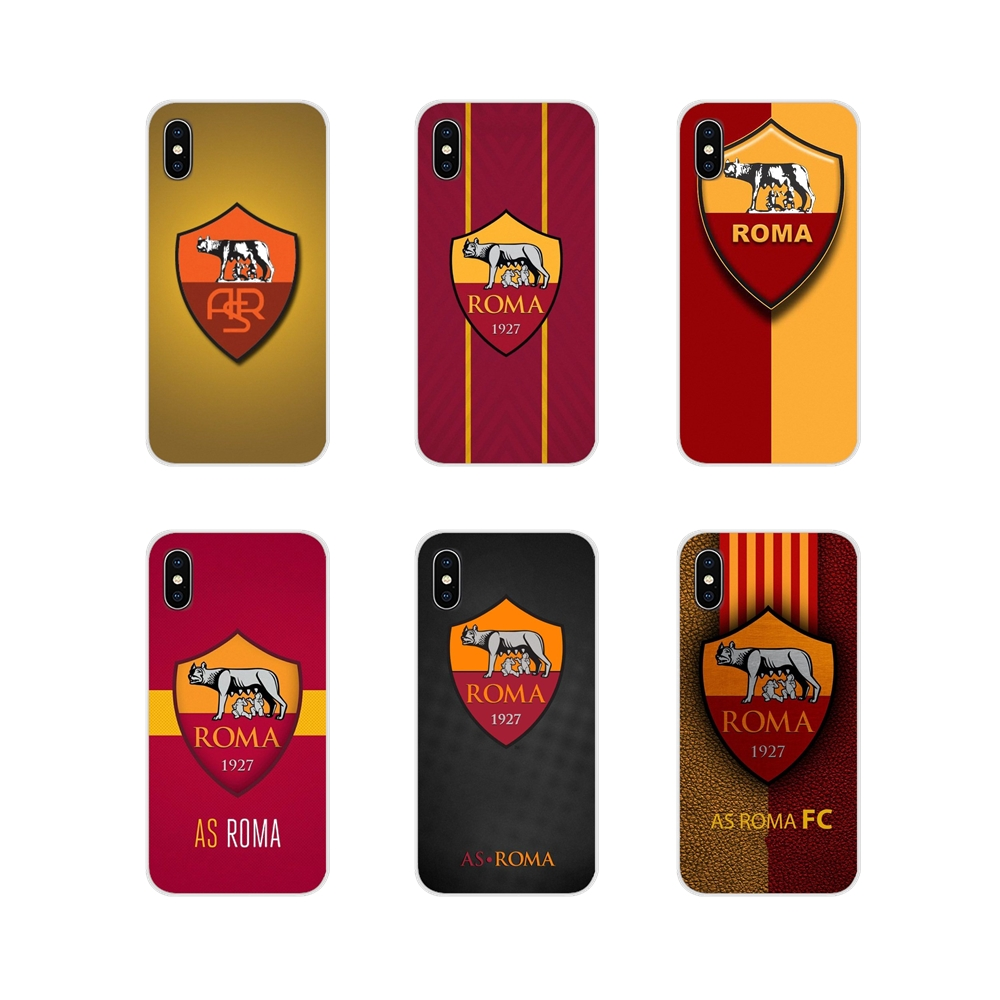 Accessories Phone Cases Covers Fashion Roma Logo For Samsung A10 A30 A40 A50 A60 A70 Galaxy S2 Note 2 3 Grand Core Prime