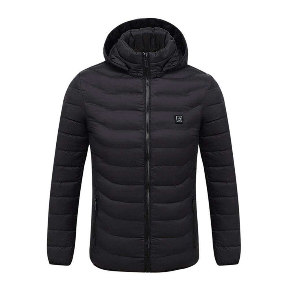 JOYMODE-Men-Women-Heated-Jackets-Vest-Down-Cotton-Outdoor-Coat-USB-Electric-Heating-Hooded-Winter-Thermal