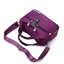 New Summer Boho Women Shoulder Tote Bags Nylon Oxford Waterproof Purse Wallet Ladies Crossbody Handbag Messenger Top Handle Bag