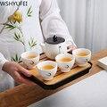 Дорожный портативный чайный сервиз  чайный сервиз  керамический чайный сервиз  фарфоровый чайный сервиз  чайные чашки  чайная церемония  ча...