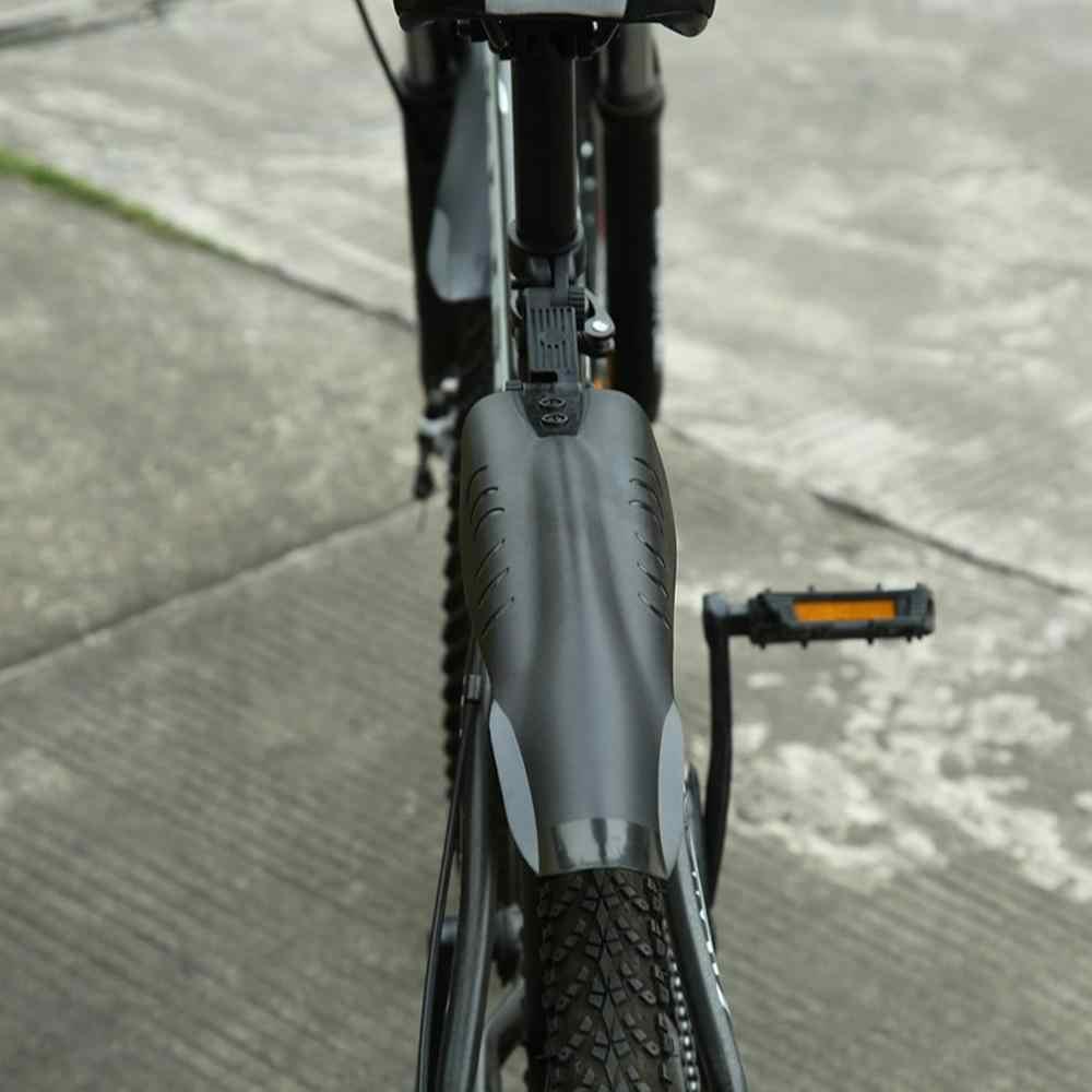 2020 universal bicicleta ao ar livre guarda-lamas de plástico leve conjunto pára-choques lama guardas asas para bicicleta acessórios