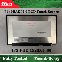 Touch-Screen Laptop B140HAK02.0 1920X1080P FHD LCD EDP LED IPS 40-Pins