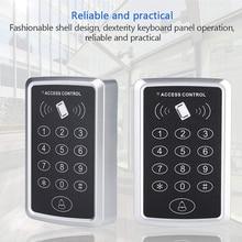 Reader Keyboard-System Door-Lock-Opener Access-Control-Keypad Em-Card RFID 125khz