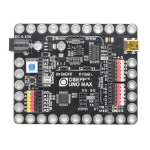 OSEPP Uno Max Based on the Original Arduino Uno R3 Design, Compatible with Arduino UNO