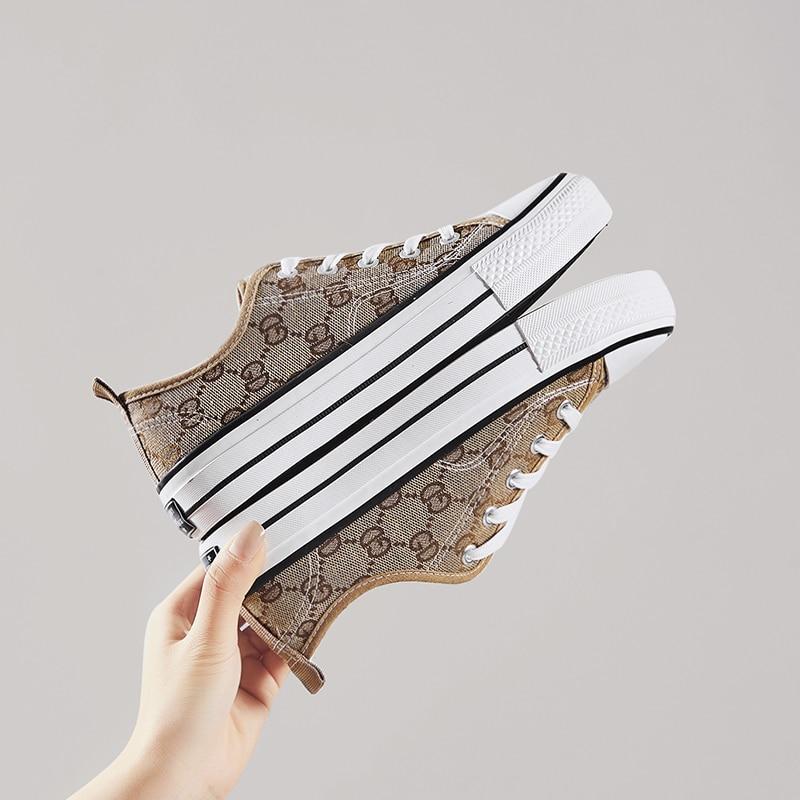 Women shoes canvas shoes fashion breathable women vulcanized shoes women casual women sports shoes lace up women low top shoes|Women's Vulcanize Shoes| - AliExpress