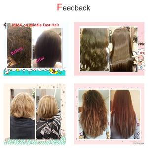 Image 2 - Small Brazilian Grape Free Formaldehyde Keratin Hair Treatment Straighten Hair Product+Hair Flat Iron Smoothing Hair