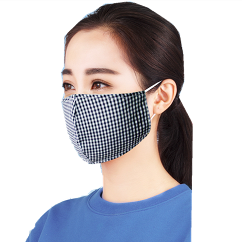 2020  Cotton Three-dimensional Protective Dust Mouth Mask PM 2.5 Anti-fog And Haze Mask Activated Carbon Filter Fresh Masks