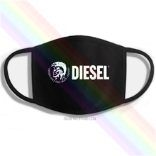 Diesel Skull Cool Classic Printing Washable Breathable Reusable Cotton Mouth Mask