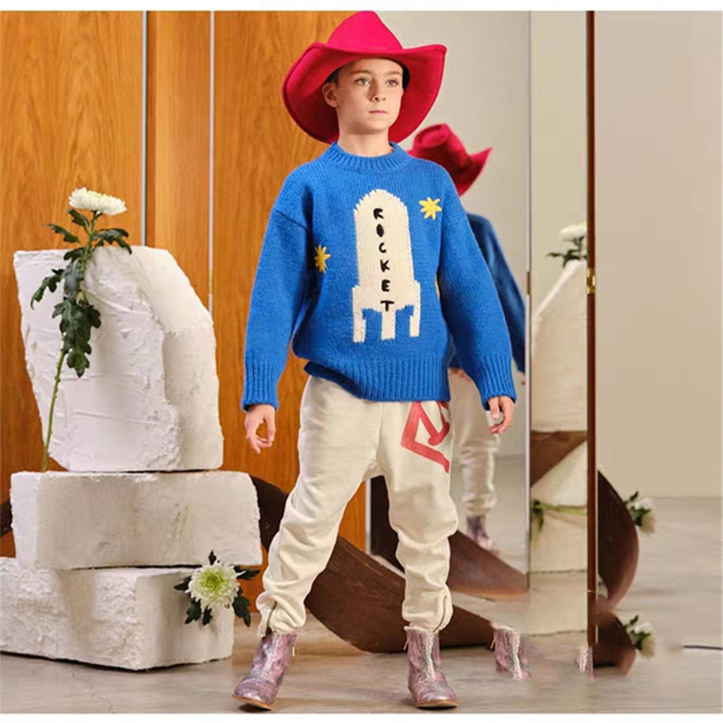 Kids Sweater TAO Brand New Autumn Winter Baby Girls Coat Jacket Christmas Sweaters Boy Cardigan Toddler Girl Winter Clothes 2021 4