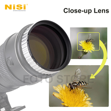 NiSi Close Up Lens PRO II Kit 77mm Lens Kit Macro for Canon Nikon Sony Camera 67mm 72mm 77mm lens