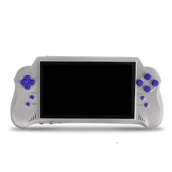 7 Inch Kid Handheld Game Players Console Portable 8big Retro Classic Video Color Screen Display Game Player