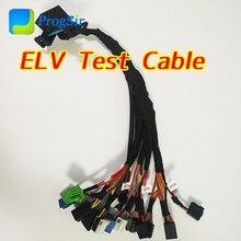 цены Test Platform EIS EZS ELV Test Cable for Benz W204 W212 W221 W164 W166 5 In 1 Kit