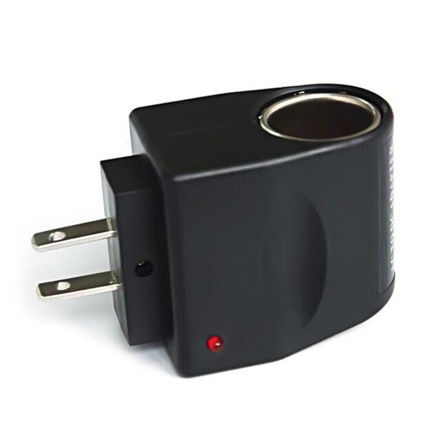 Universel maison Auto allume-cigare 220V AC à 12V DC voiture adaptateur secteur prise convertisseur prise voiture accessoires