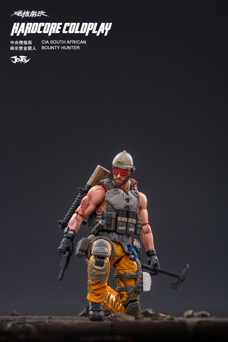 modelo soldado Ação 3 36