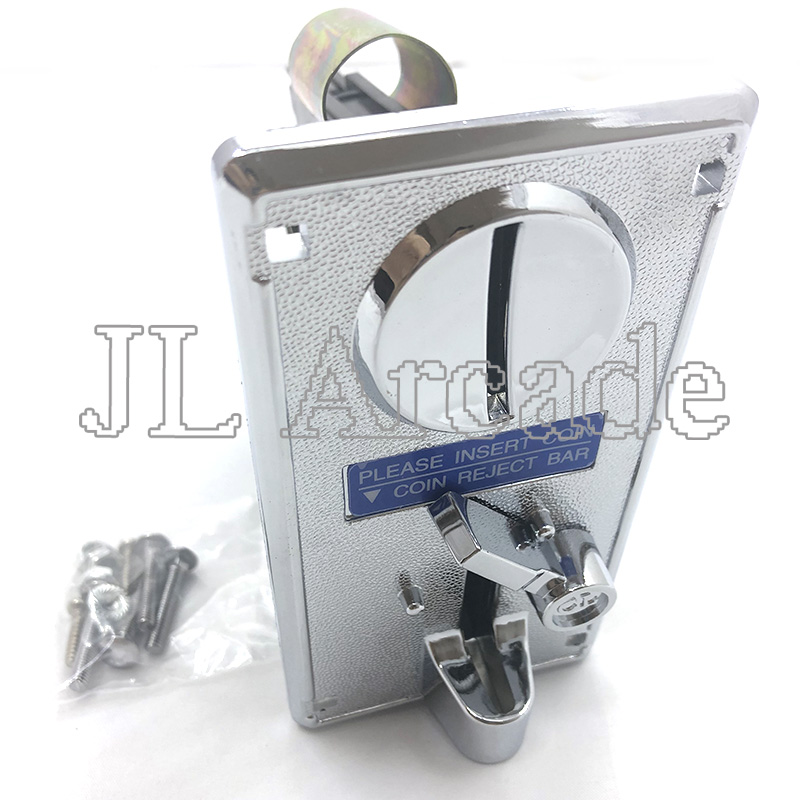 Arcade Coin Acceptor Coin Selector Plastic Electronic Mechanism Mech For Arcade Games Machines Accessory Parts