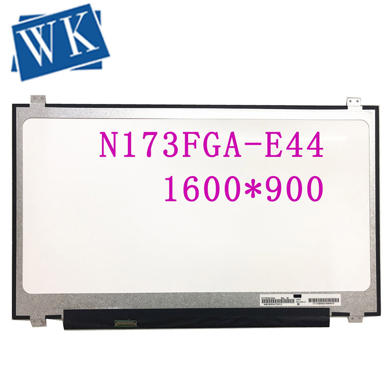 N173FGA-E44 N173FGA-E34 B173RTN02.2 B173RTN02.1 N173RTN02.0 NT173WDM-N11 N21 LTN173KT04 1600*900 30 PIN LCD Screen