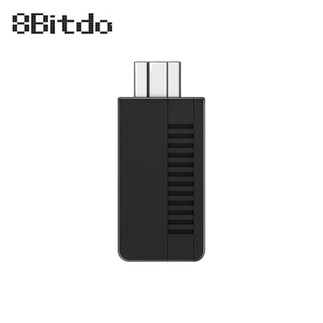 8BitDo RetroสำหรับMini NES SNES Classic Editionอะแดปเตอร์บลูทูธความเข้ากันได้PS3 PS4 Wii U Proเกมcontroller