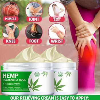 Hemp Balm Ointment Rheumatism Arthritis Relieve Muscle Back Cream Body Pain Shoulder Hemp Pain Neck U9A1 1