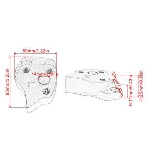 Image 5 - 25mm Handlebar Riser for Yamaha FJR1300  Handlebar Riser for Yamaha FJR 1300 2001 2005  Motorcycle Handle Bar Risers Clamp Mount