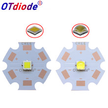 1-10 Uds. CREE 12V XHP35 HD HI Cool blanco Neutral blanco cálido chip de diodo LED linterna parte de foco DIY(China)