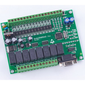 Image 3 - plc programmable logic controller single board plc 20MR FX2N 2AD 12 input  8output  0~10V