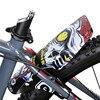 Skull Design Bike Rear Fender