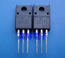 4 זוגות 2SA1930 2SC5171 A1930 C5171 מוצרים חדשים תוצרת יפן כדי 220