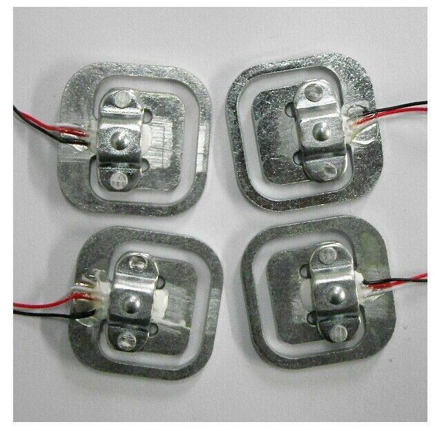 1pcs Weighing Sensor Strain Of Half-bridge Sensors