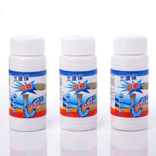 Pipe Dredging Agent Kitchen Toilet Sewer Dredging Agent Deodorizing 8in1 nm cage cleaner cleansing and deodorizing agent for small animal cells spray 710 ml 5057846