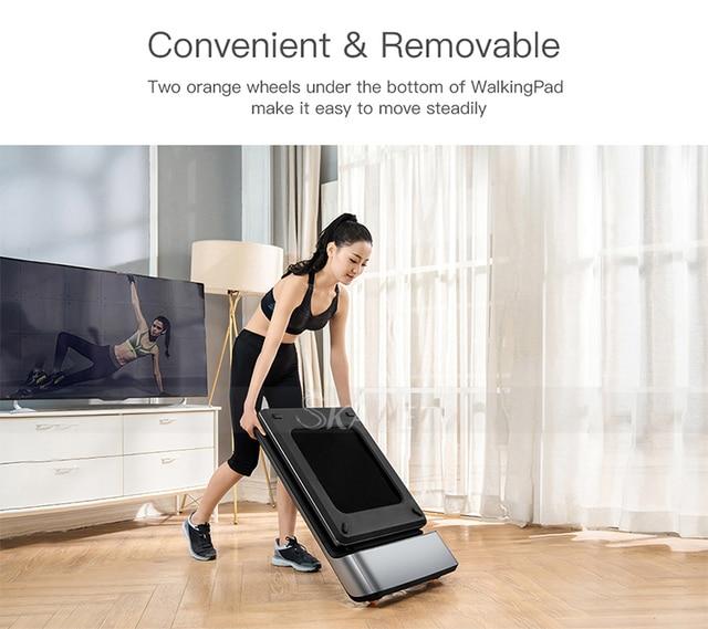 WalkingPad A1 Smart Electric Foldable Treadmill Jog Space Walk Machine Aerobic Sport Fitness Equipment 16