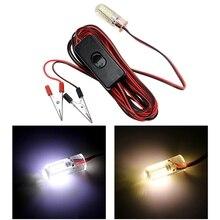 Underwater Night Lights 48 Leds Attract Fish Fishing Lighting 12V Flashing Bait Lamp