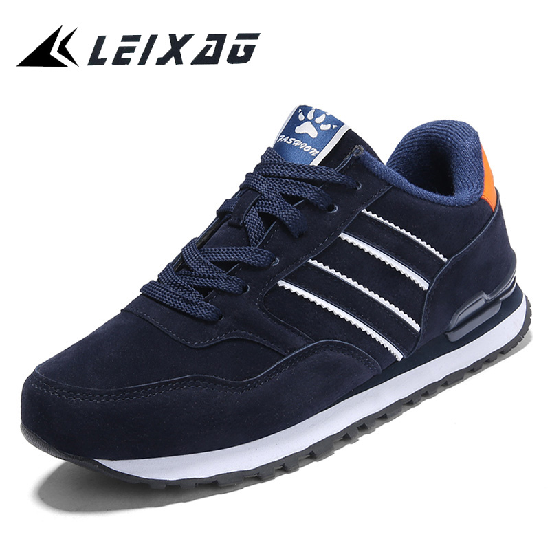 LEIXAG Men Running Shoes Outdoor Athletic Sport Shoes Runners Footwear Lightweight Breathable Jogging Sneakers Zapatos Hombre