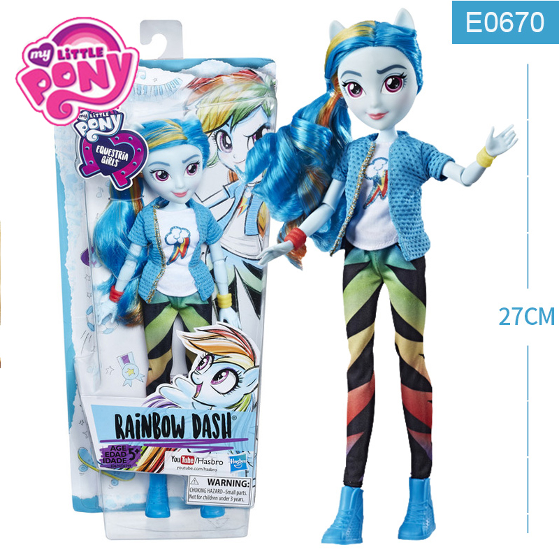 My Little Pony Equestria Girls Rainbow 28cm 16
