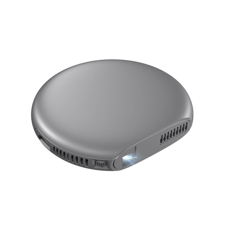 Rigal RD-607 MINI Volle HD Projektor 4K 1080P Android 7,1 1000 Lumen Bluetooth WiFi USB 1G + 8G Gleichen Bildschirm DLP Protable Projektor