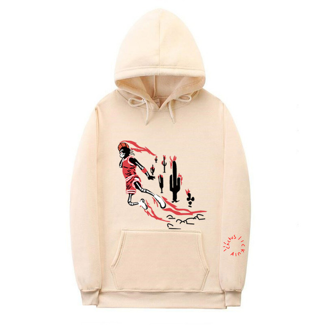 JORDAN X TRAVIS SCOTT THEMED HOODIE (9 VARIAN)