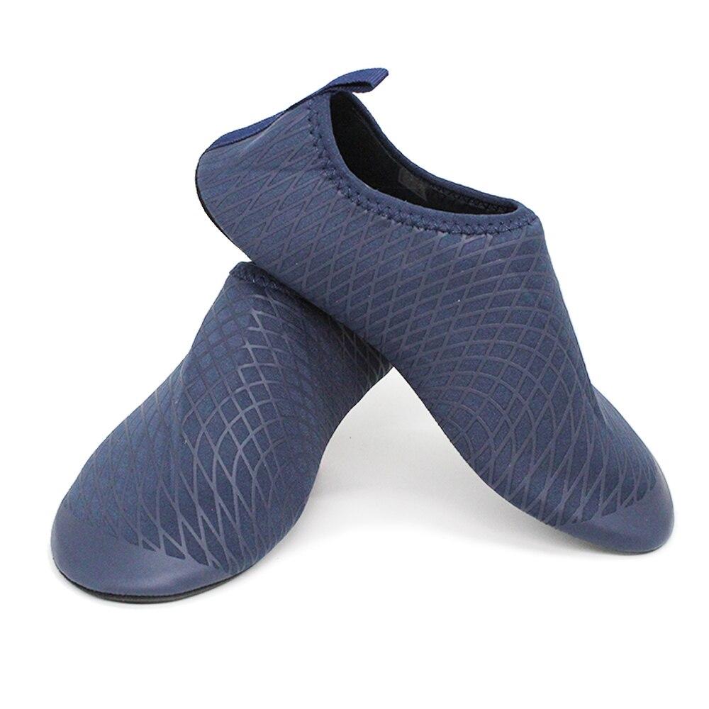QEJEVI Water Shoes Sandals Slippers Sneaker Aqua Quick-Dry Summer Men Hiking Beach Water River Upstream-Light Athletic Socks