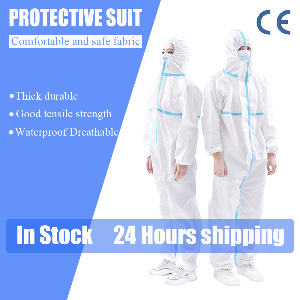 Protective Clothing Waterproof ppe suit Reusable P