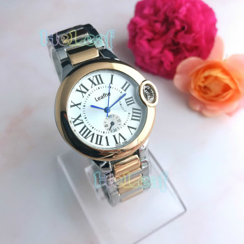 Hot sell Fashion Silver Gold Stainless brand Watch Quartz Wrist Watches Ladies Girls Famous Female Clock Montre Femme reloj