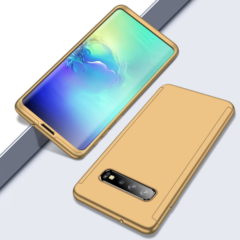 360 Full Cover Phone Case For Samsung A30 A50 A40 A70 A10 Galaxy S10 S9 S8 Plus S7edge S10E Note8 9 Hard PC Protective Case Capa