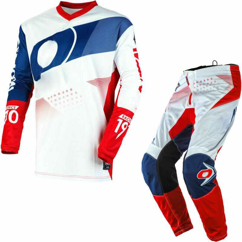 9 Colors 2020 Men's Pants & Jersey Combos Motocross MX Racing Suit Motorcycle Moto Dirt Bike MX ATV Gear Set