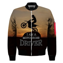 Young people Snowy Windproof keep warm Comfortable Flight Bomber Jacket