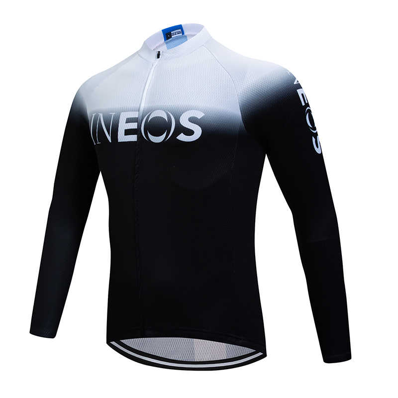 2019 Musim Dingin Ineos Bersepeda Tim 19D Bersepeda Celana untuk Pria Hangat Plus Beludru Profesional Bersepeda Jersey