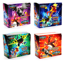 Pokemon Cards Anime 2021 Latest 360Pcs English Pokemon Shining Fates Cards Trade Game Battle Card Collection Collectable Toys