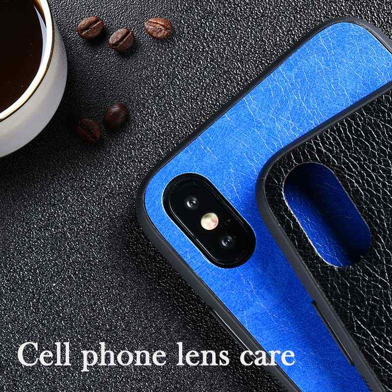 Frabic Ốp Lưng Điện Thoại Motorola Moto G7 Chơi G7 Điện Ốp Lưng Ốp Da Dành Cho Moto E6 Plus E5 Chống Sốc PC Cứng PU Vỏ