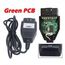 جهاز مسح برنامج وحدة التحكم في وحدة التحكم في وحدة التحكم بالخطأ خاص بفورد VCM OBD كابل تشخيص تلقائي FoCOM تشخيص واجهة VCM OBD2 لمازدا