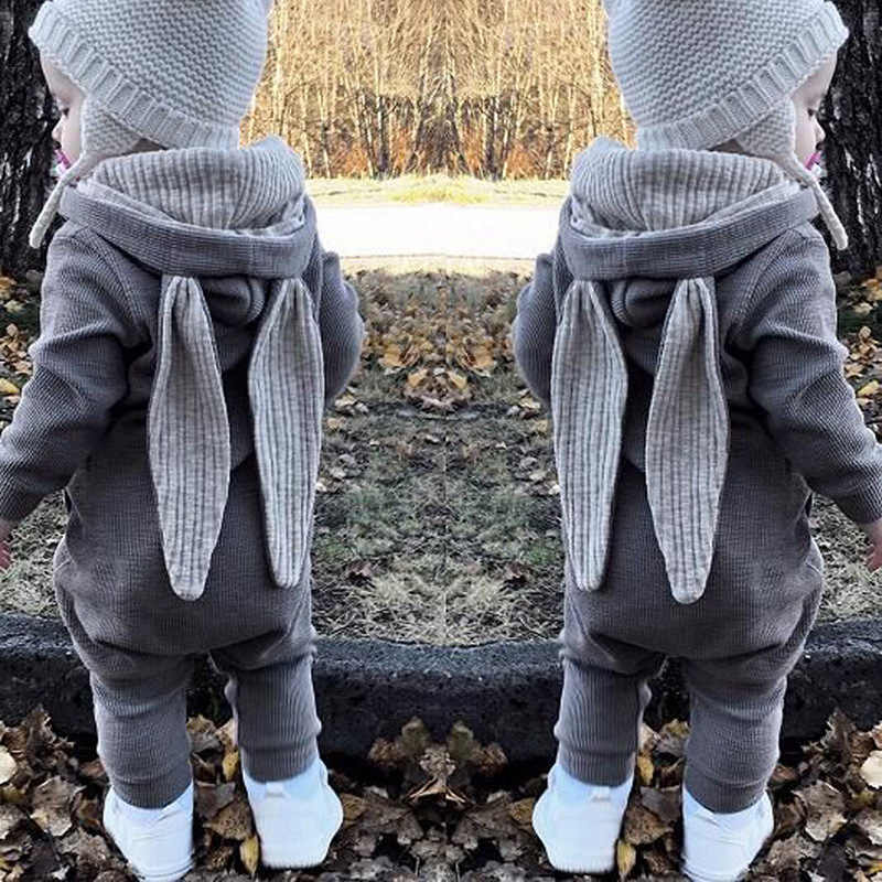 الرضع الملابس 2019 الخريف الشتاء الطفل الكامل كم سراويل قطنية للطفل الفتيات بذلة زي الوليد الطفل ملابس الأولاد