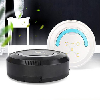 Smart Sweeping Robot Vacuum Cleaner Smart Sweeping Machine USB Floor Sweeper Dirt Dust Hair Automatic Cleaner For Home smart multifunction whirlwind sweeper household hand push floor cleaner not need battery retractable rod broom sweeping machine